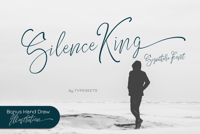 Silence King example image 1