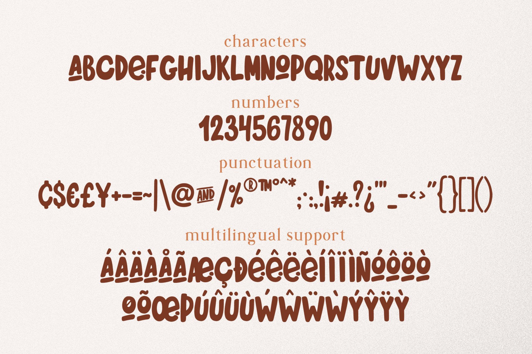 Cutie Dinosaur Font with Free Extras example image 9