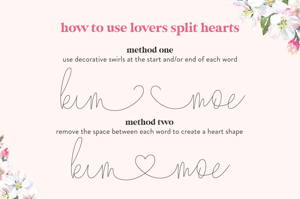 Lovers Script example image 7