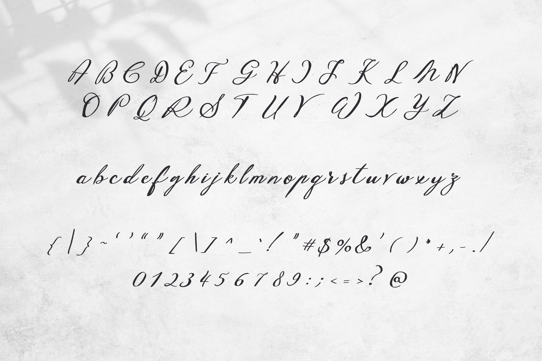 Romantyk Script example image 2
