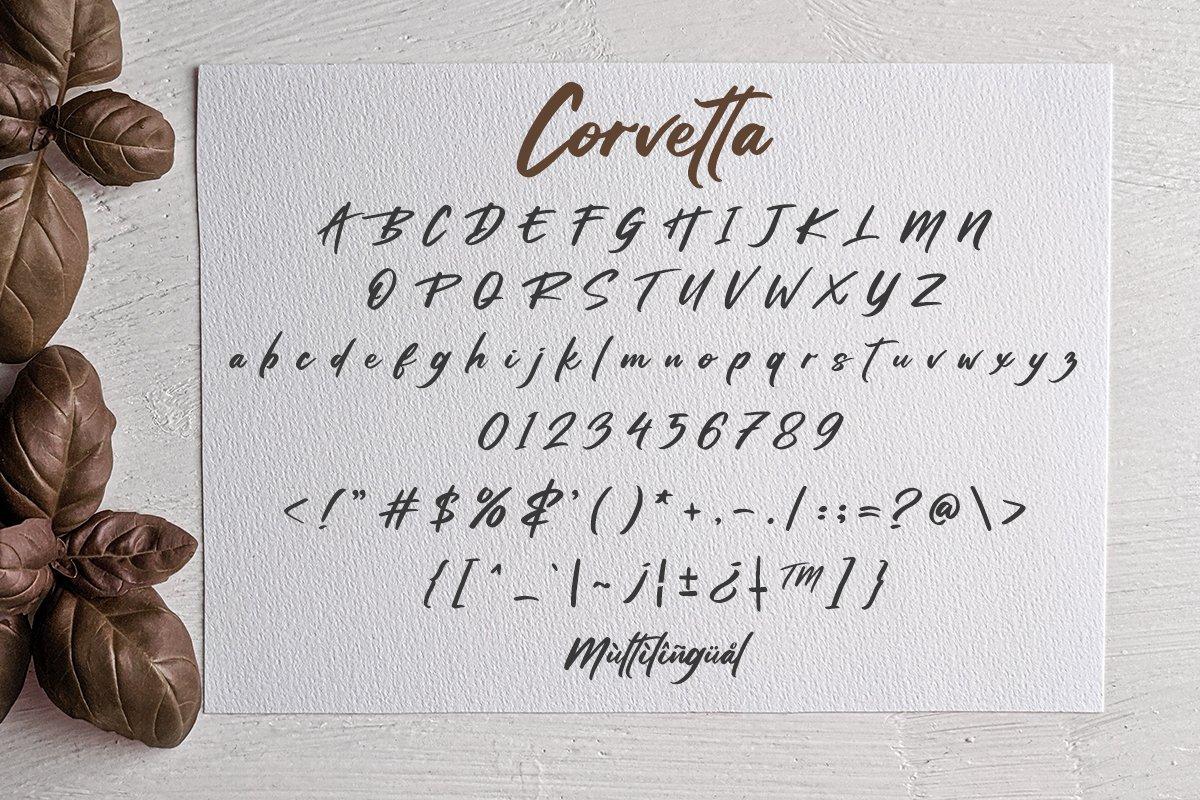 Corvetta example image 2