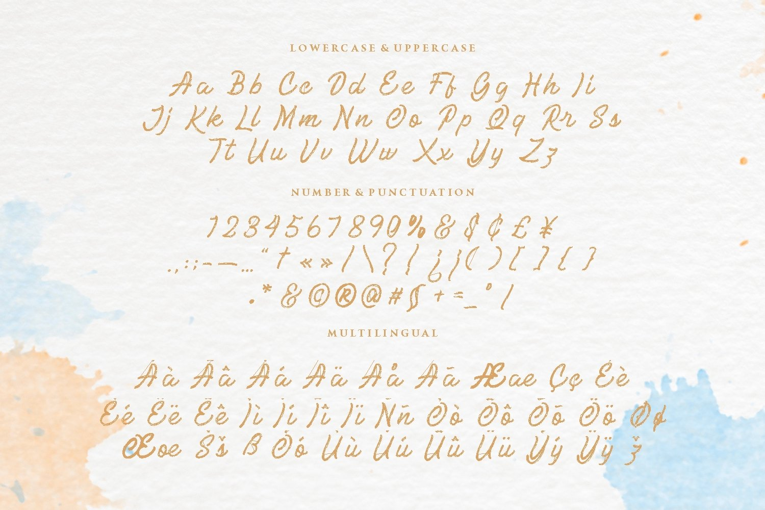 Quenfrash - Display Font example image 4