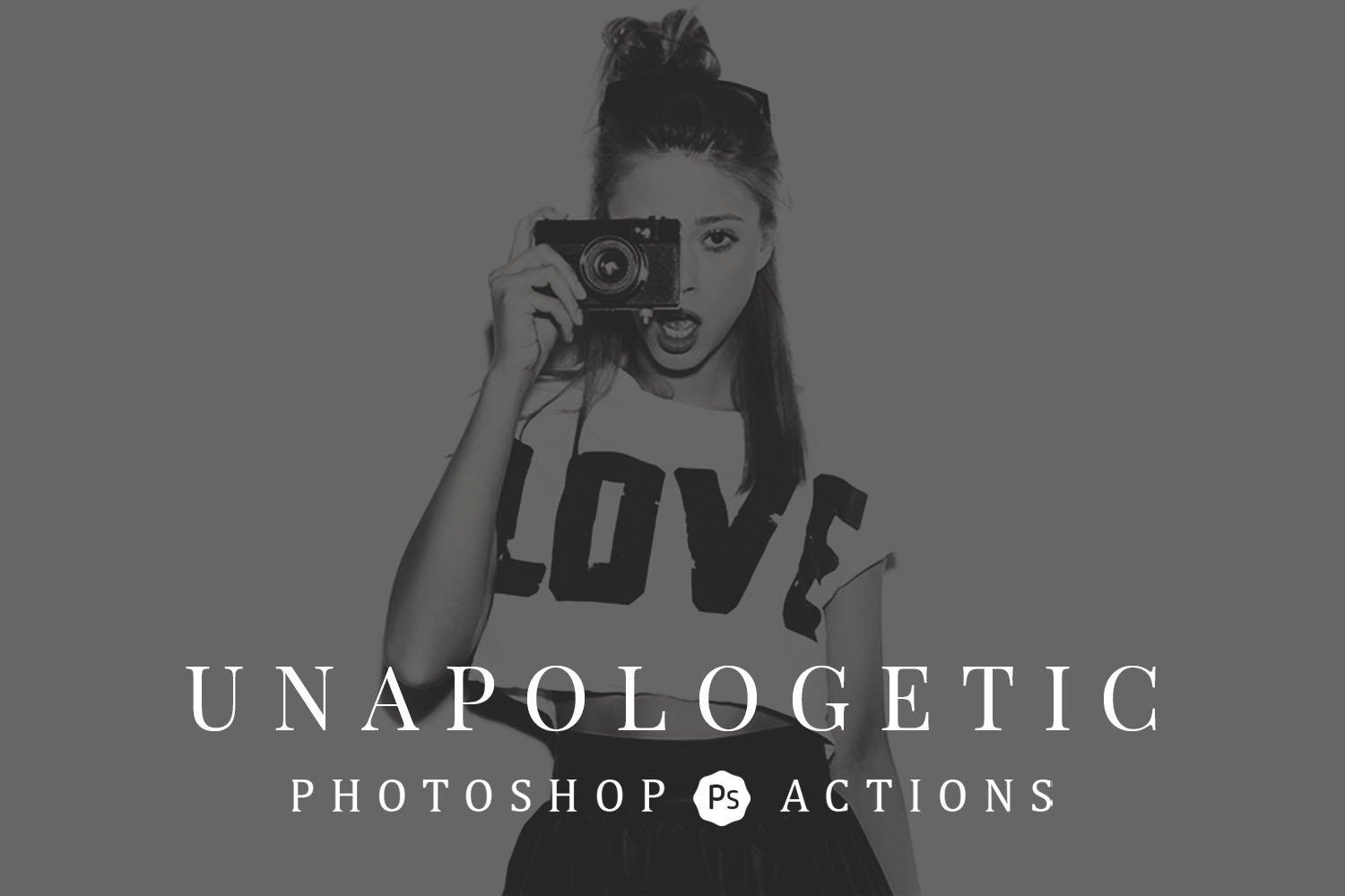 Unapologetic Action Collection example image 1