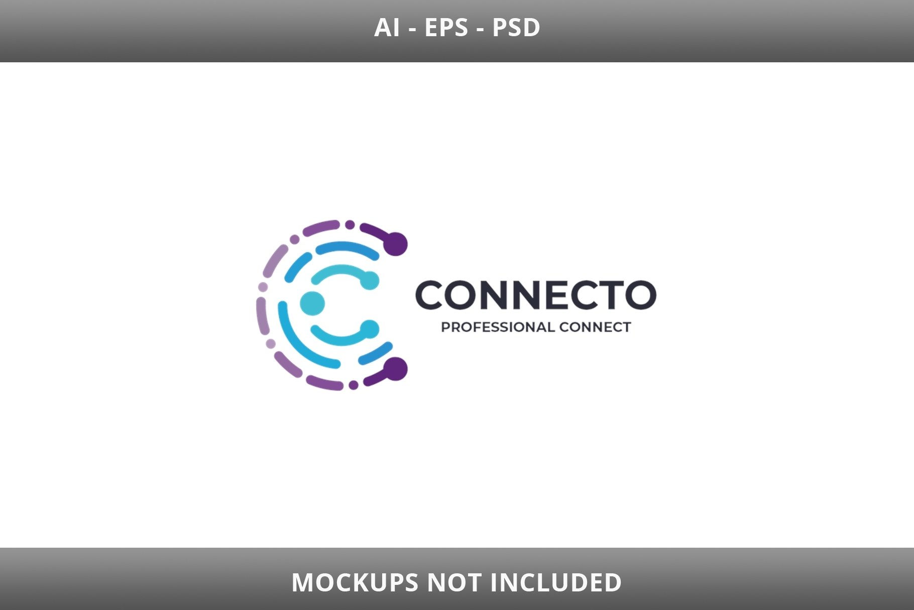 Connecto Letter C Logo example image 3