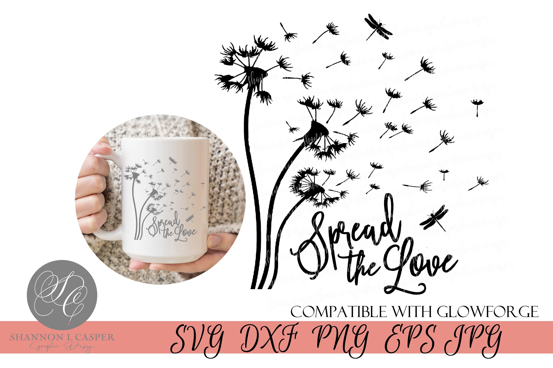 Dandelion Share The Love 676200 Svgs Design Bundles