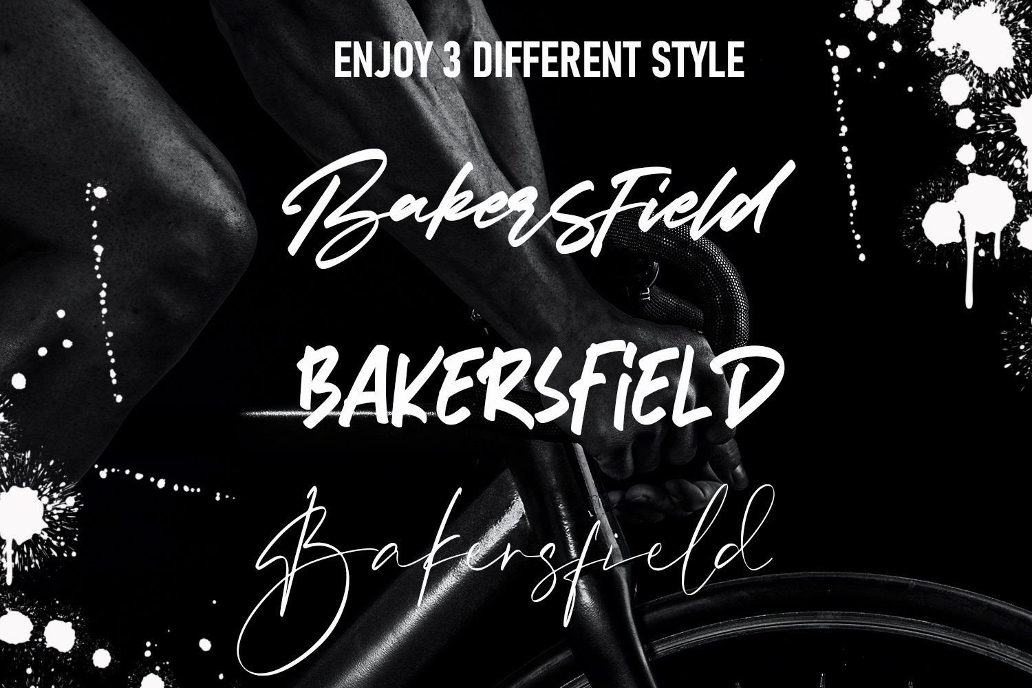 Bakersfield | 3 Font Combination example image 5
