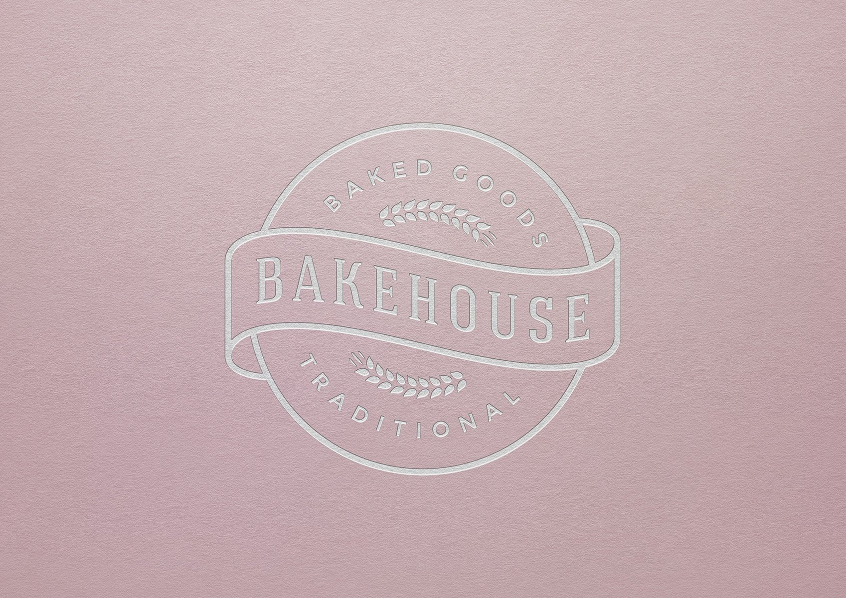 Bakery Logos and Badges example image 12