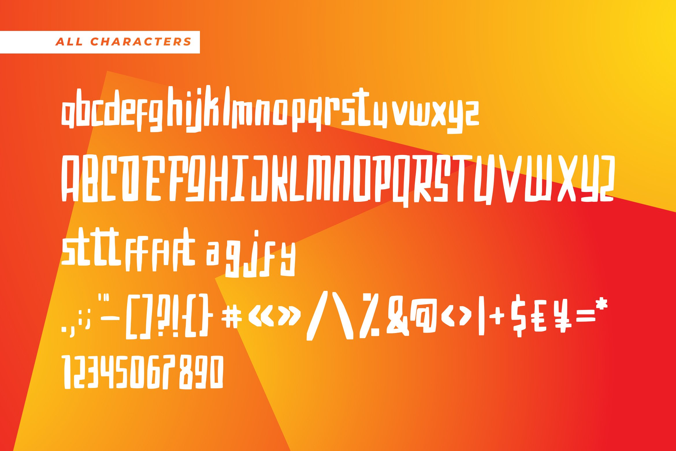 Hiccupst - Display Font example image 6