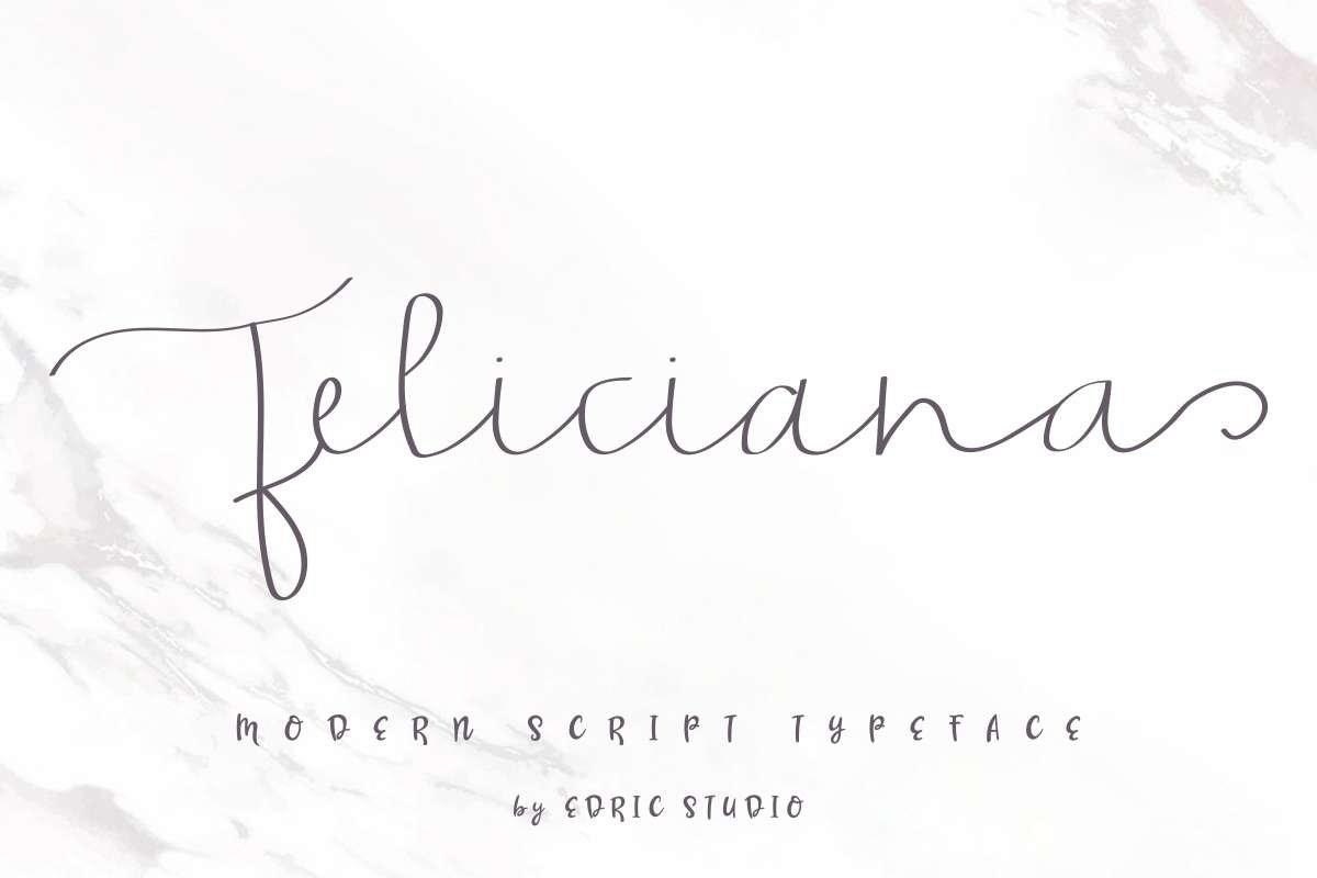 Feliciana example image 2