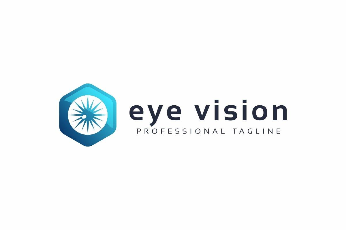 Eye Vision Logo example image 2