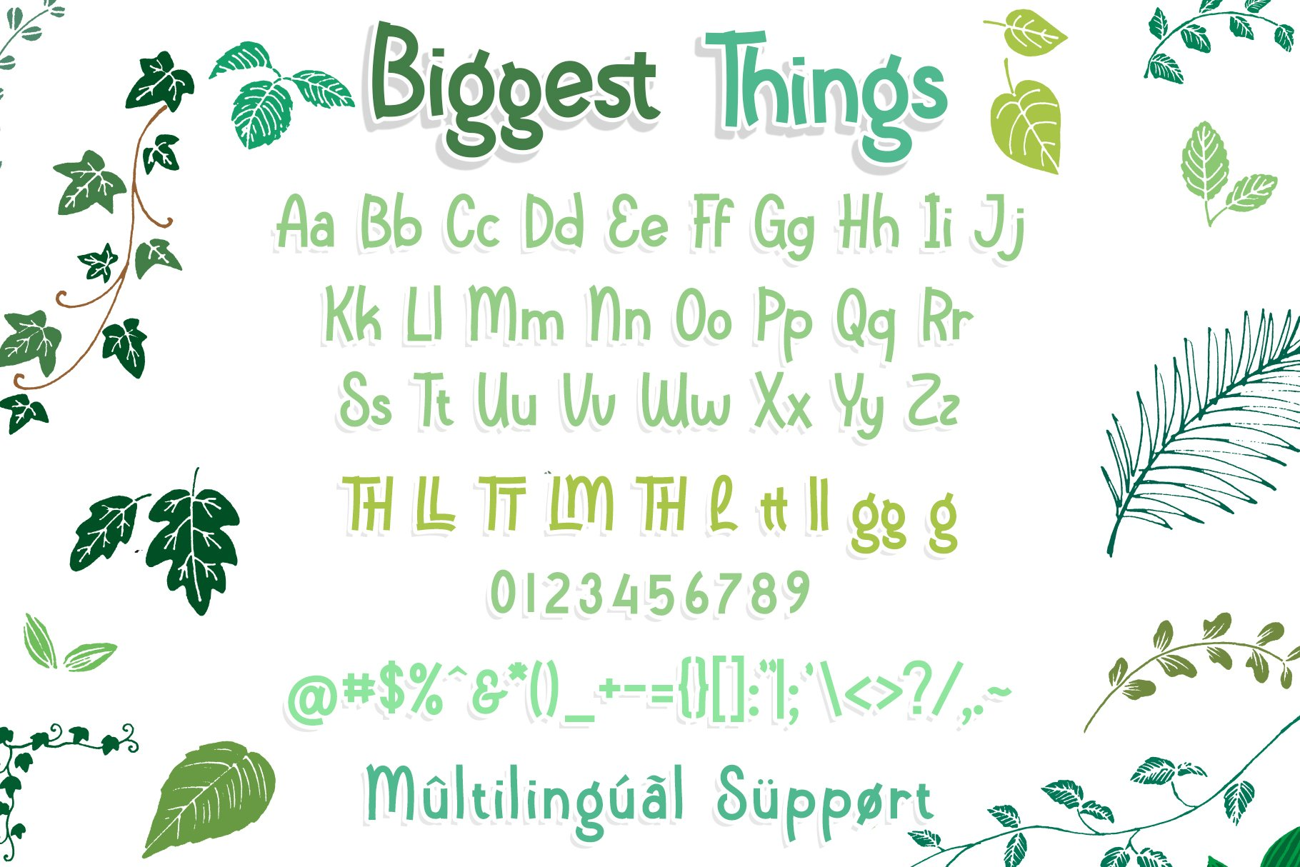 Biggest Things example image 5