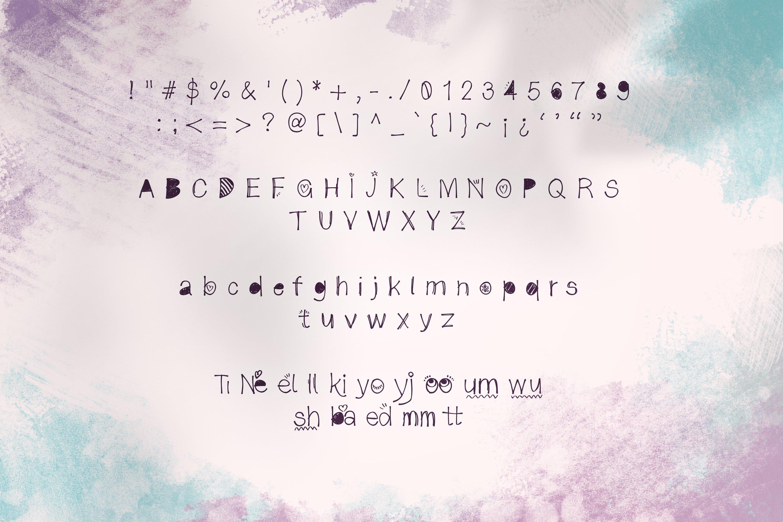 Kookoshka Font example image 3