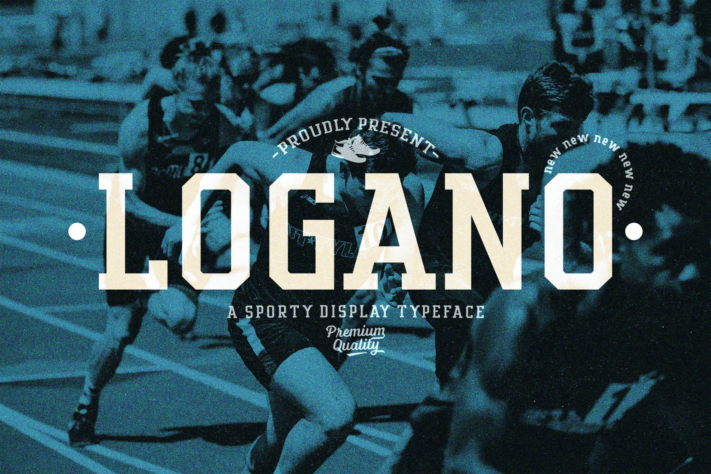 Logano example image 1