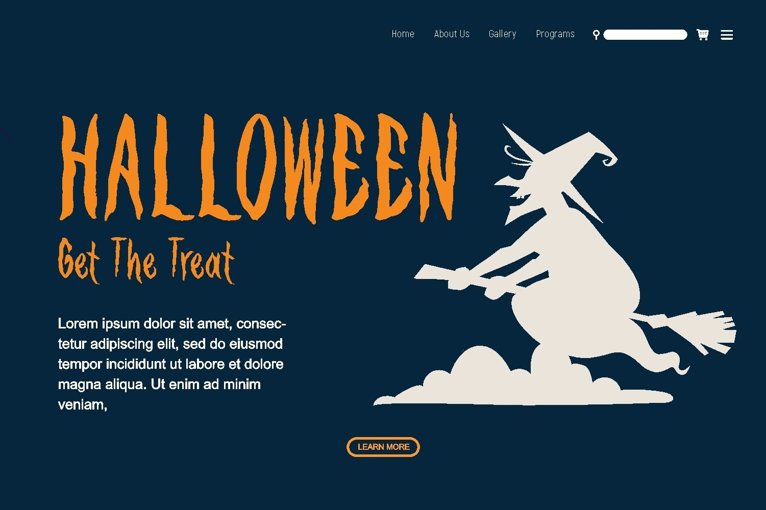 Spooky Vampire Font example image 3