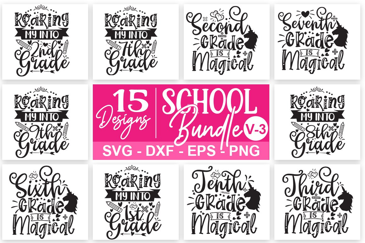 650 Designs | Massive Bundle,The Huge SVG Bundle,Big Bundle example image 11
