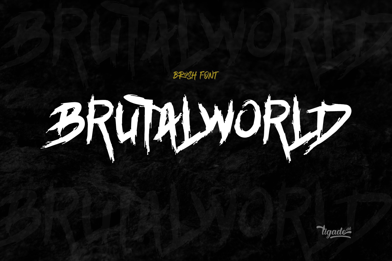 Brutalworld example image 1
