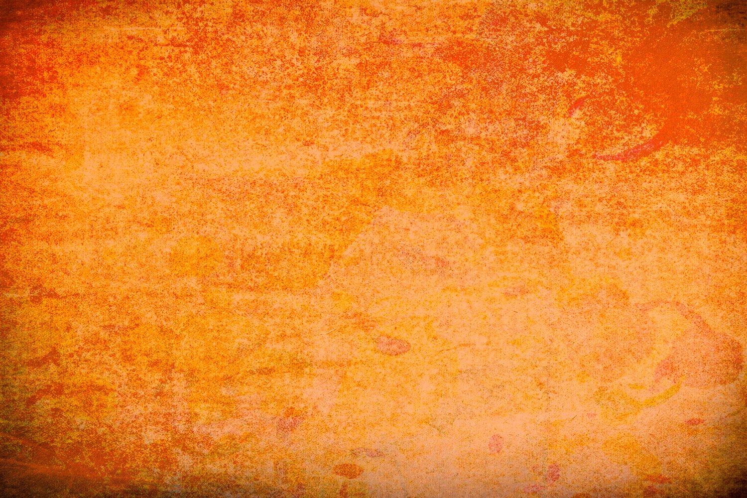 Texture of orange cardboard paper sheet. Festive background example image 1