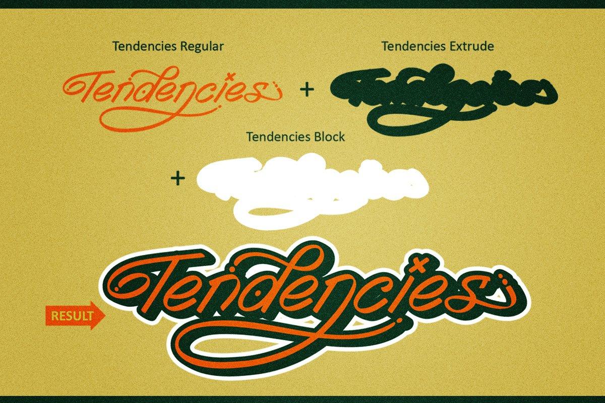 Tendencies example image 8