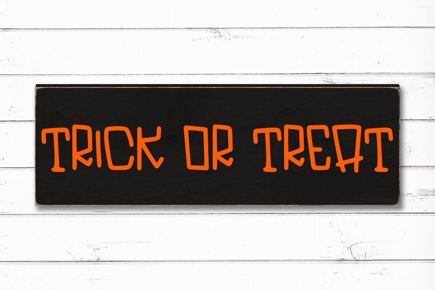 Be Scary - A Hand-Lettered Halloween Font example image 2