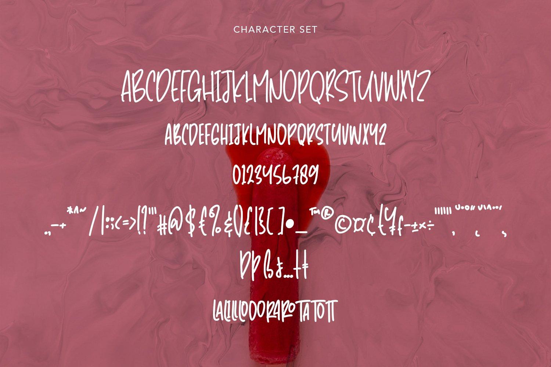 Buttermilk - Playfull Handwritten Font example image 3