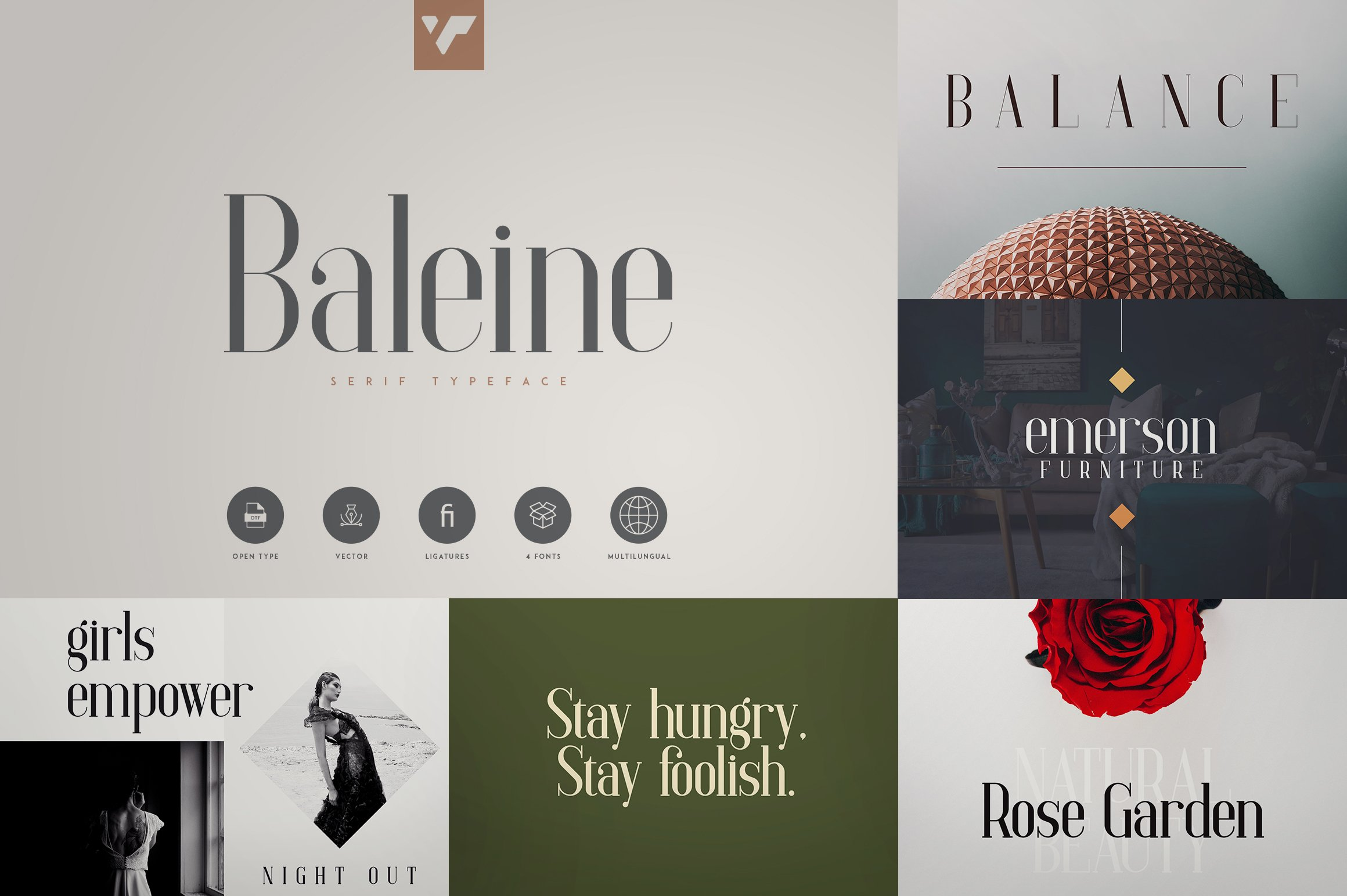 Fantastic Collection - Fonts, Logos example image 4