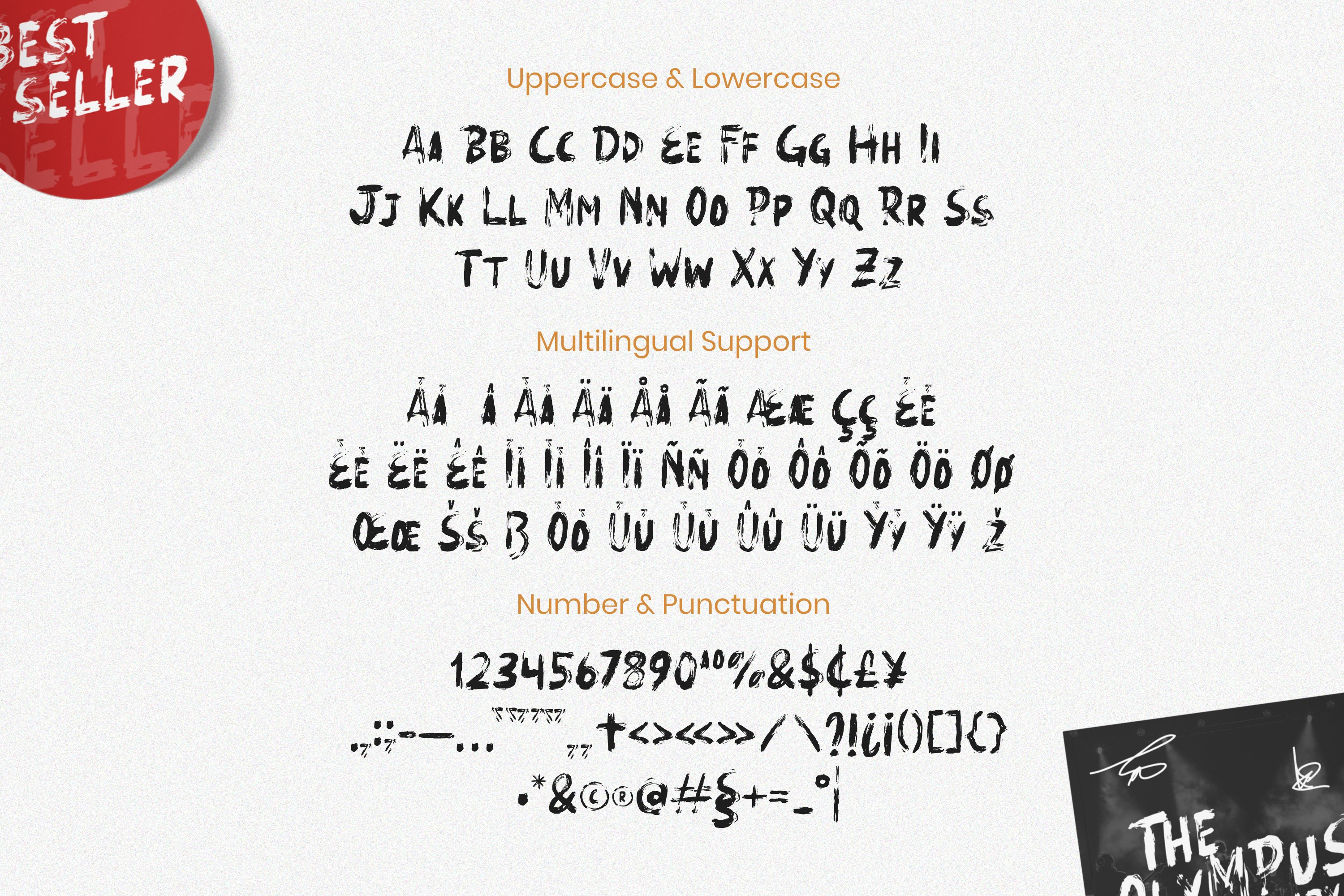 Super Dry Font example image 5