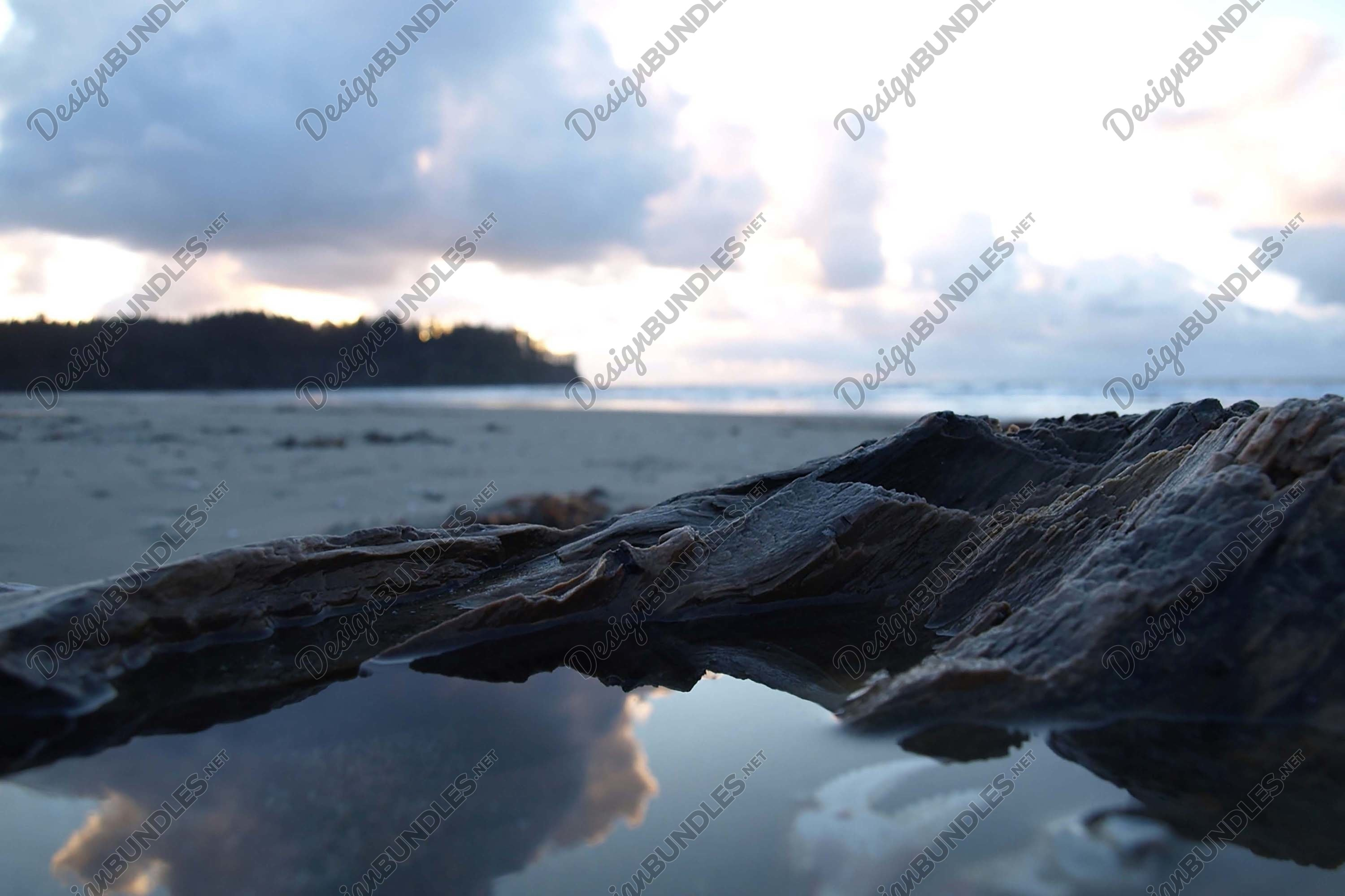 Stock Photo - Scenic View Of Sea Against Sky example image 1