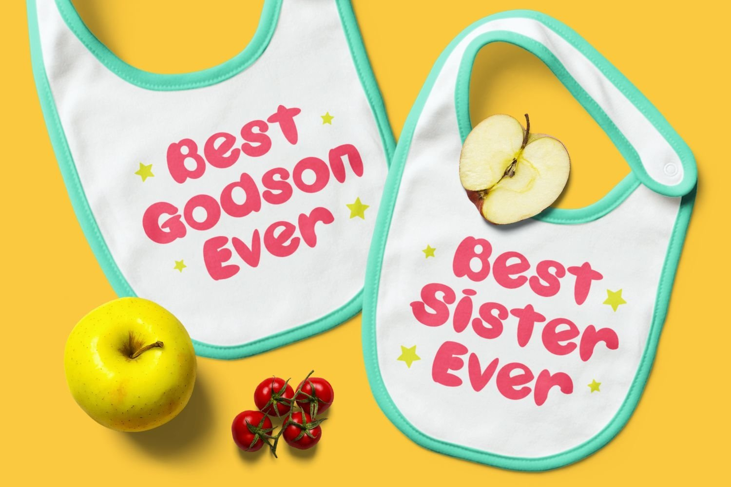 Baby Chia - Playful & Cute Display Font example image 5