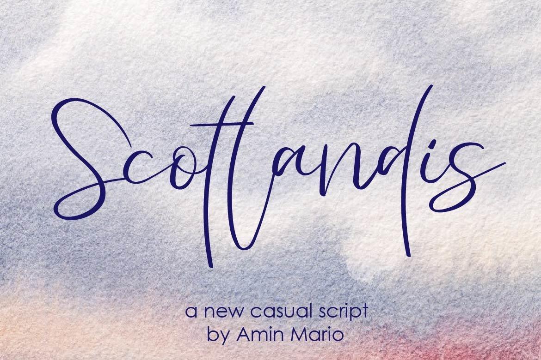 Scotlandis script example image 2