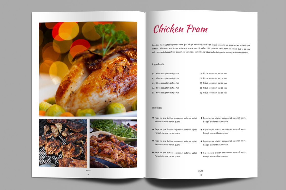 Recipe Book | Cook Book example image 6