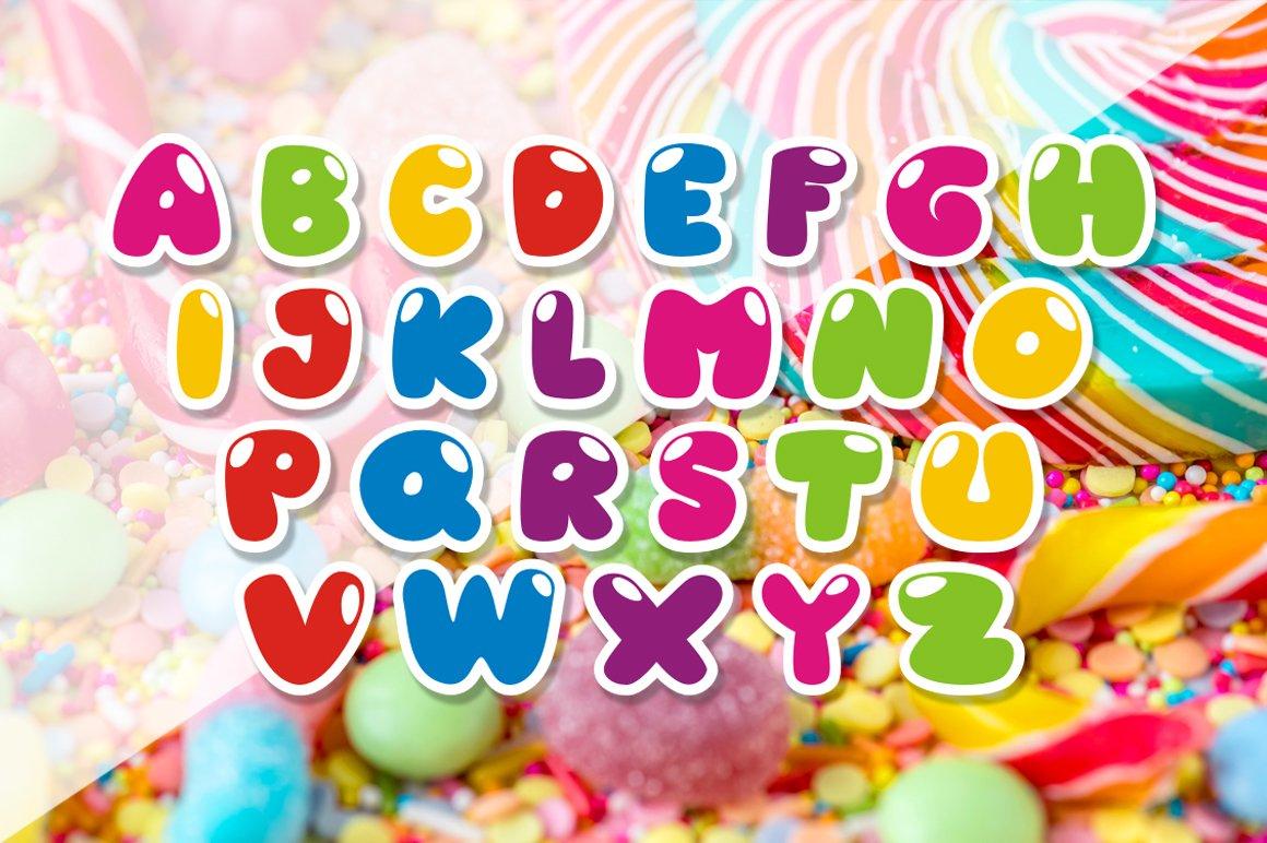 Candyshop - Playful Fonts example image 2