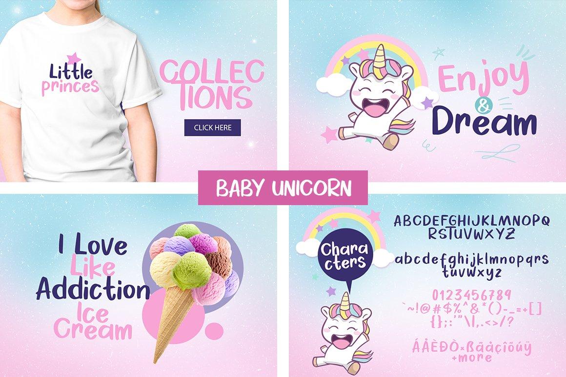The Unicorn Dream Bundle example image 3