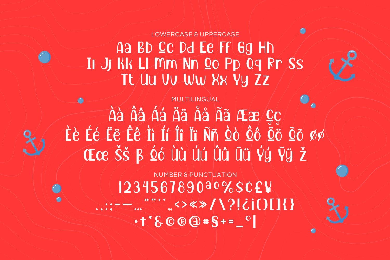 Baracuda - Playful Display Font example image 2