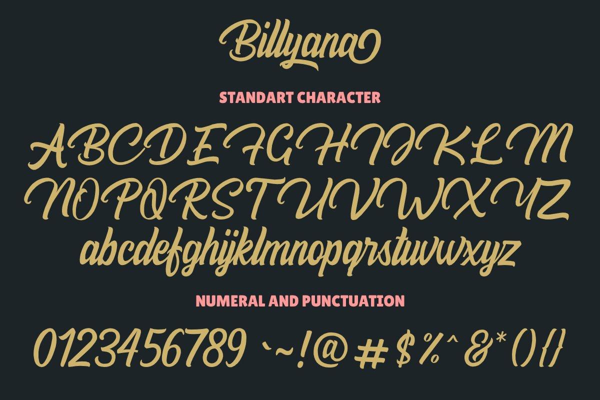 Billyana example image 7