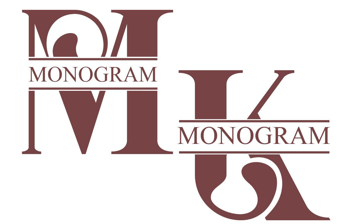 MONOGRAM example image 13