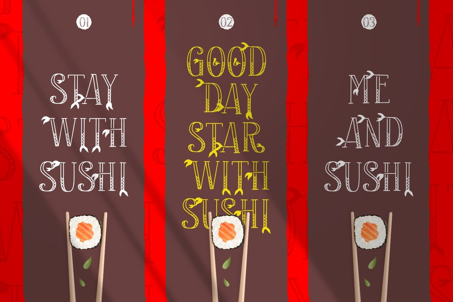 Siren Tails - Stylish Display Font example image 4