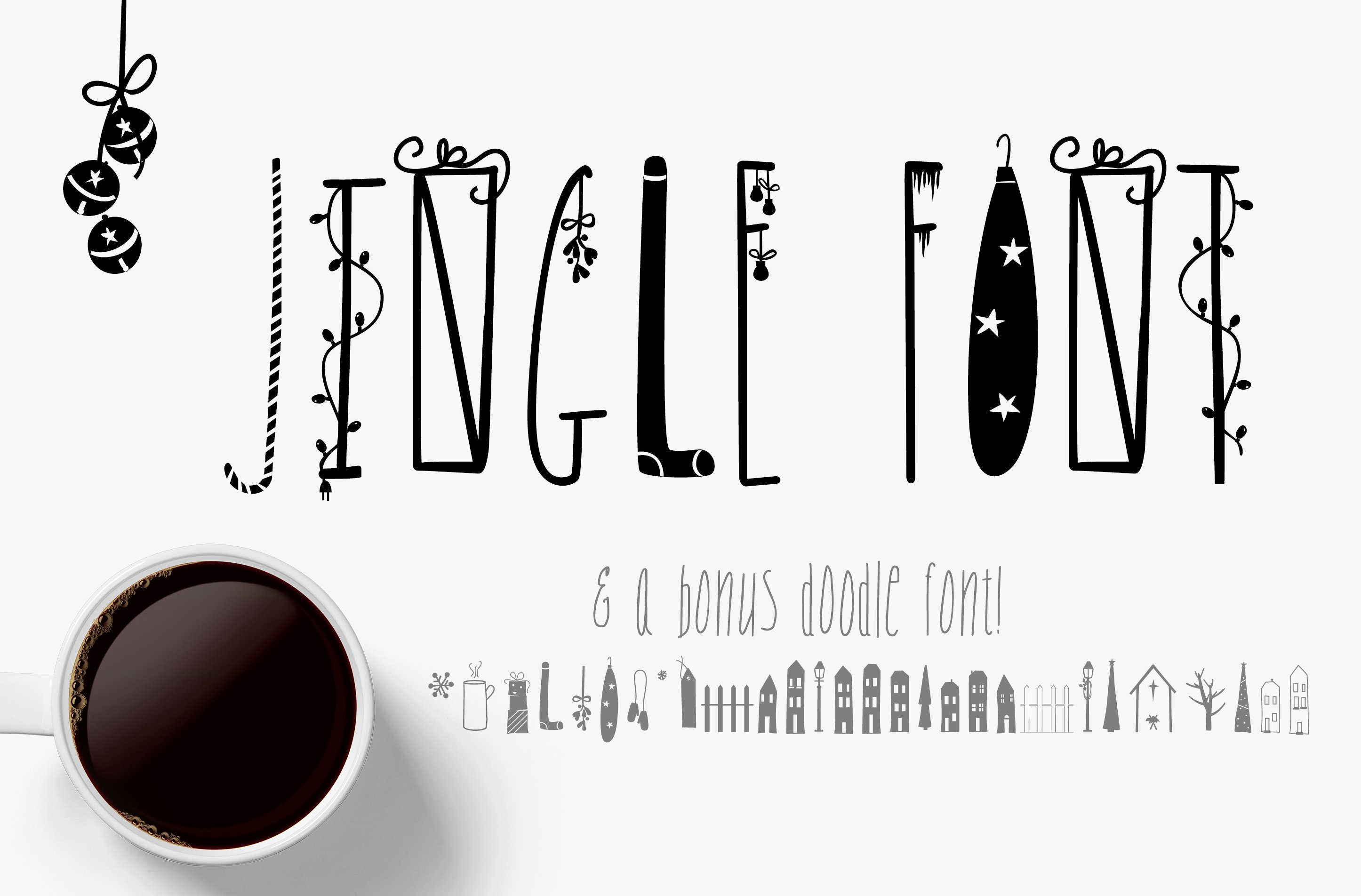 Font Bundle Variety of Script Serif and Fun example image 9