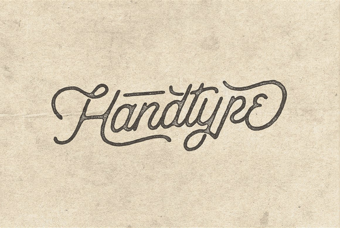 Anchorage Vintage Script example image 12