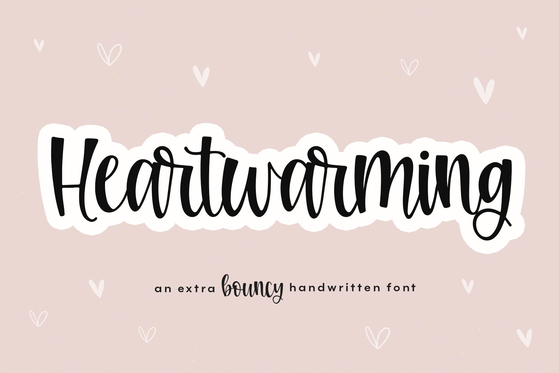 Farmhouse Font Bundle - Handwritten Fonts for Crafters! example image 11