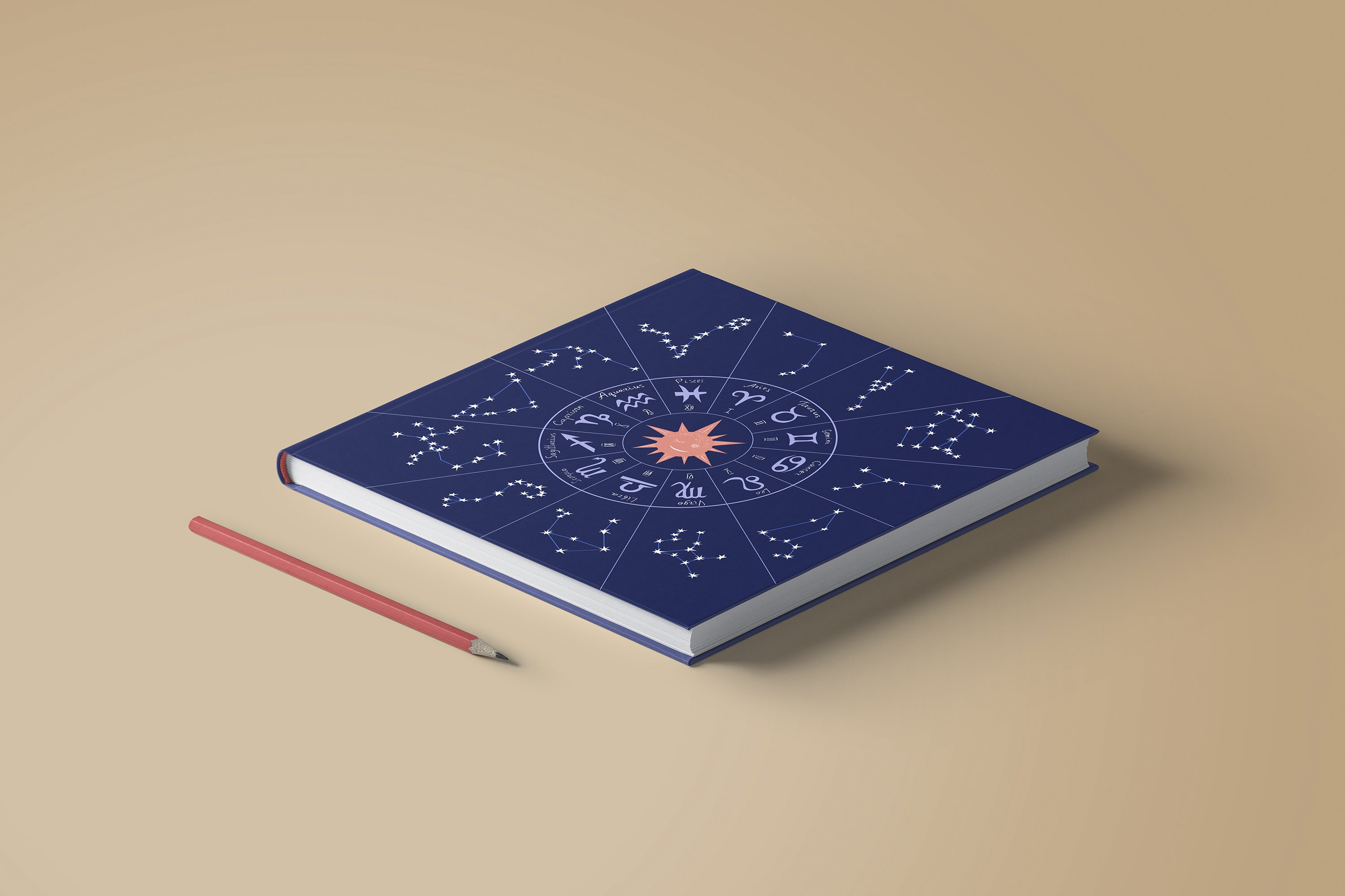 Zodiac constellations - Graphic collection example image 7