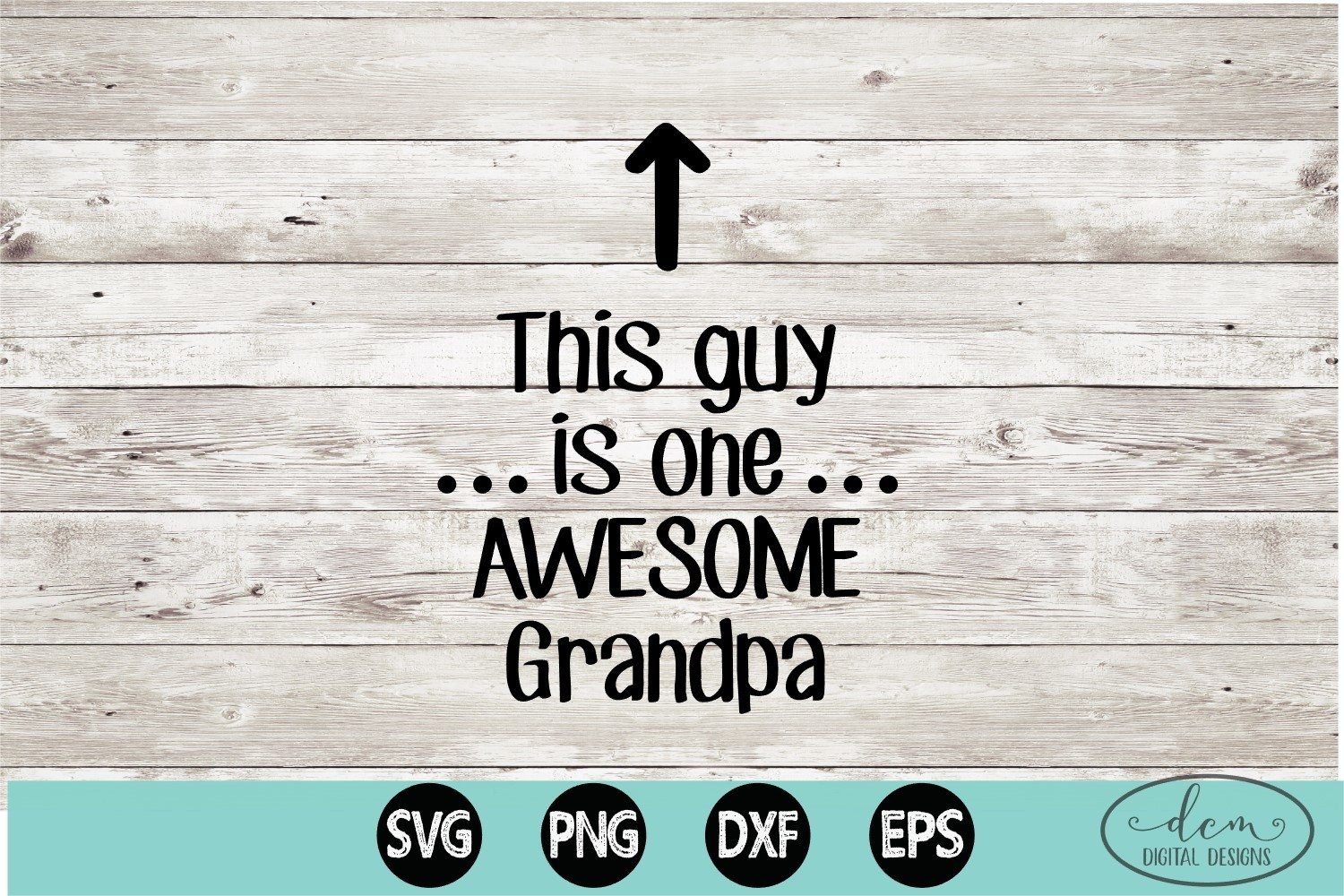 Free Awesome Grandpa Svg For Father S Day Grandpa Cut File 1007926 Cut Files Design Bundles SVG, PNG, EPS DXF File