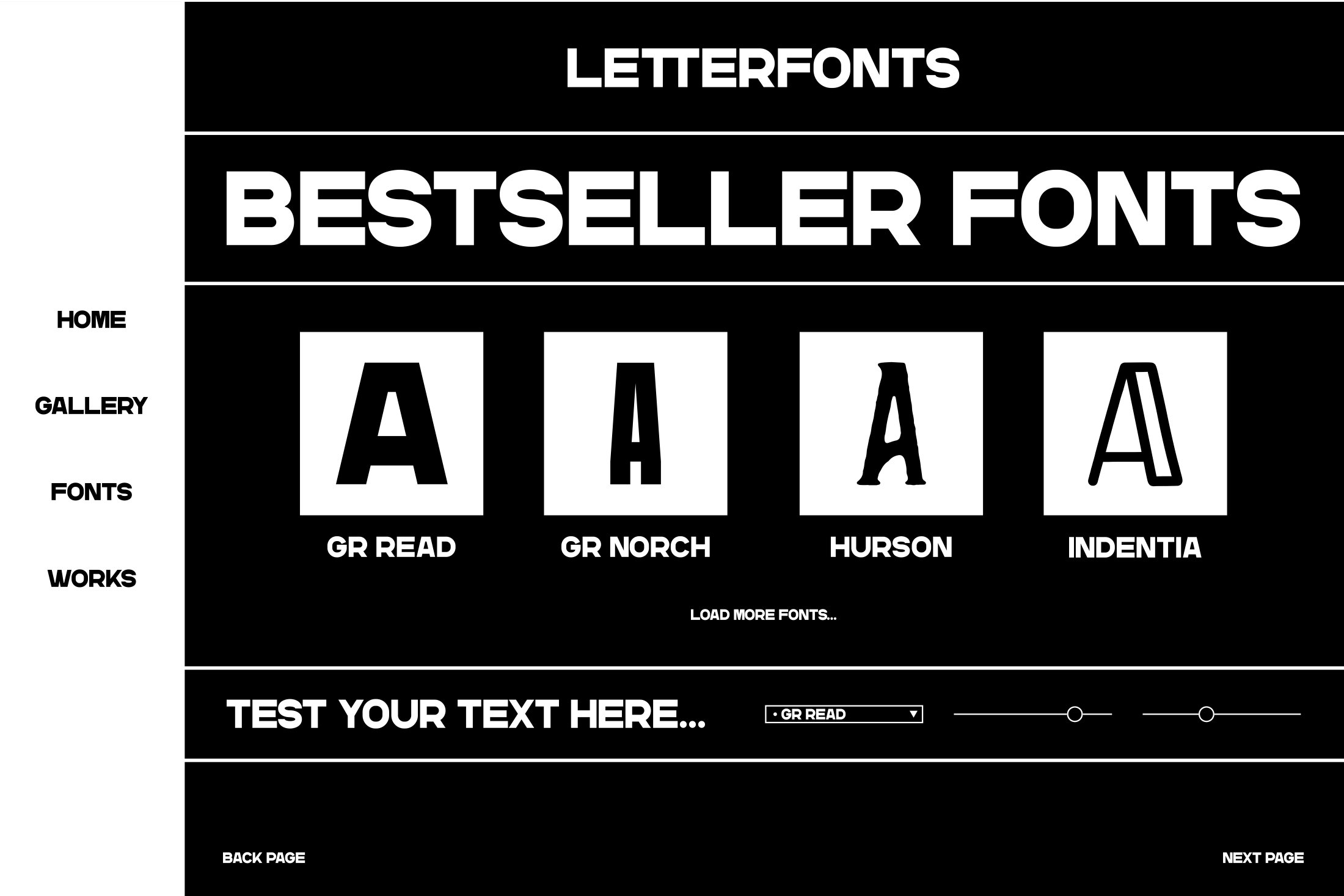 GR Norch - Sports Display Font example image 12