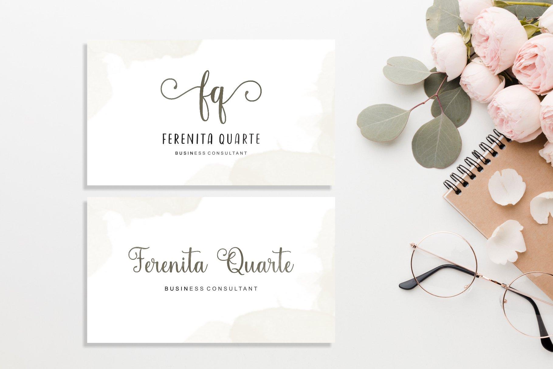Sindentosa Font Duo & Bonus example image 7