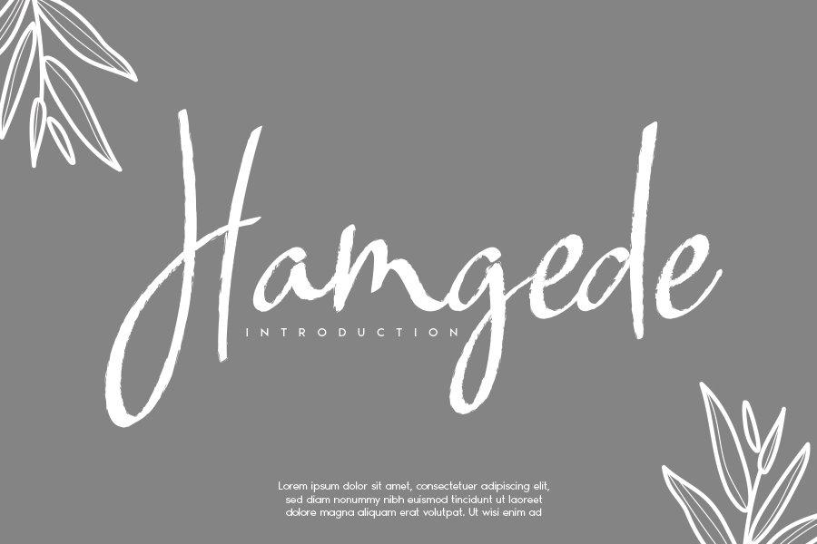Hamgede example image 1