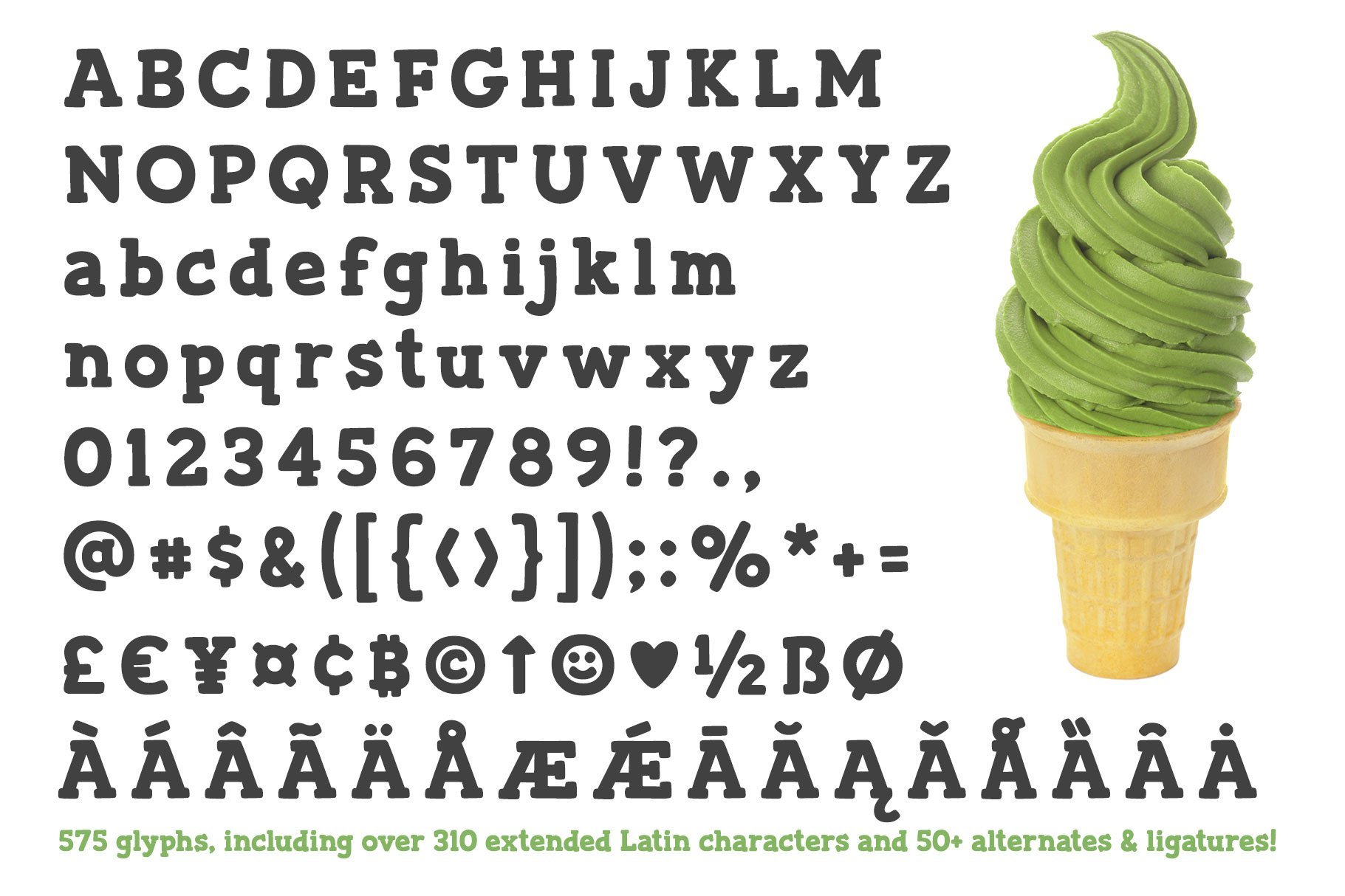 The Newbie Crafter Font Bundle - 8 fun & smooth families! example image 11
