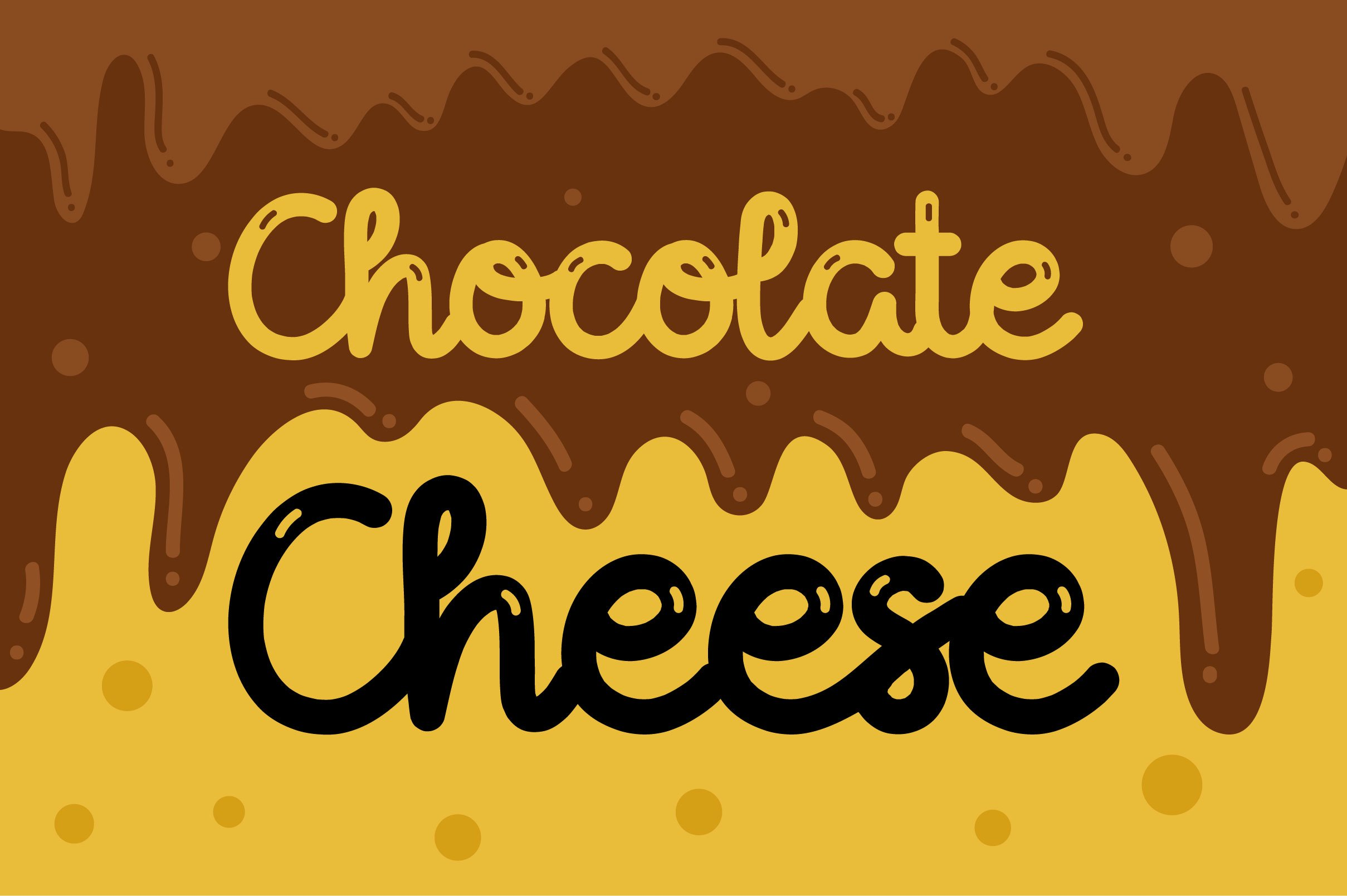 Chocolate Cheese example image 7