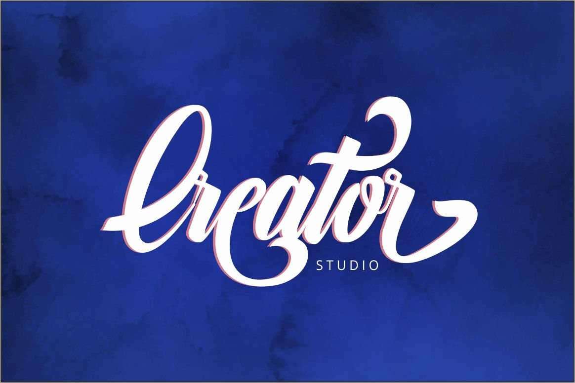Alligator Font example image 8