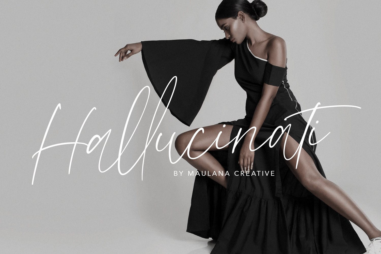 Olioster Elegant Fashion Script Font example image 7