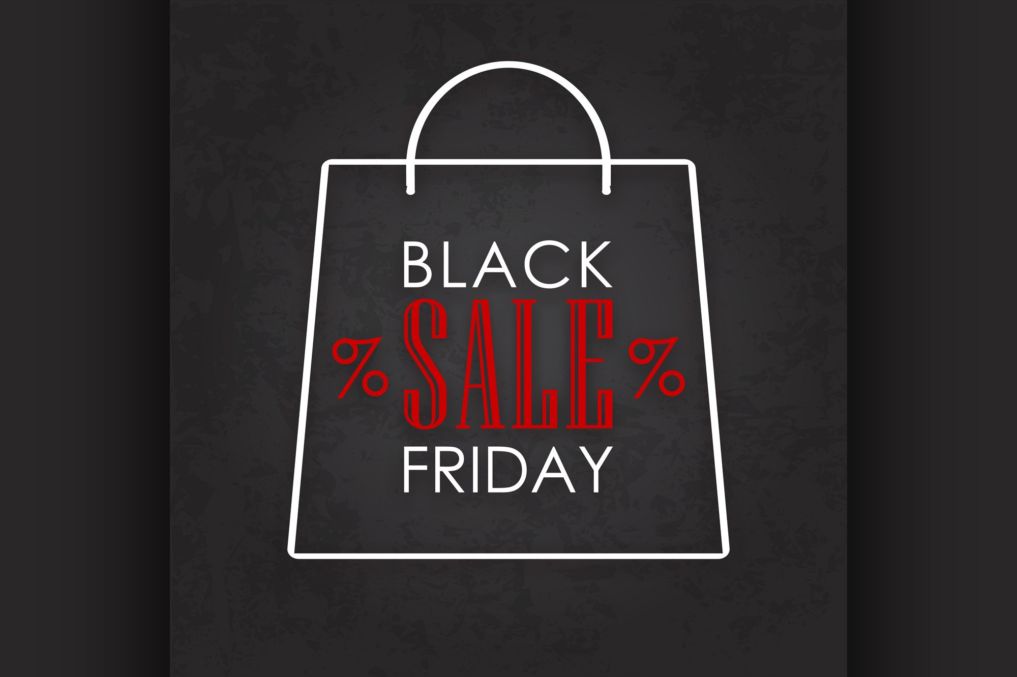 Black Friday Sale Calligraphic Designs example image 1