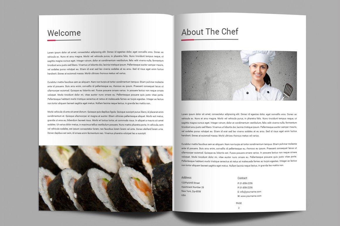 Recipe Book | Cook Book example image 2